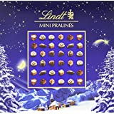 Lindt & Sprüngli Mini Pralinés Weihnachten, 1er Pack (1 x 180 g)