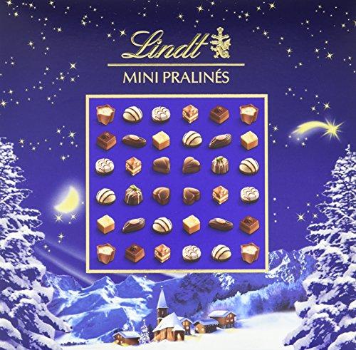Preisvergleich Produktbild Lindt & Sprüngli Mini Pralinés Weihnachten,  1er Pack (1 x 180 g)