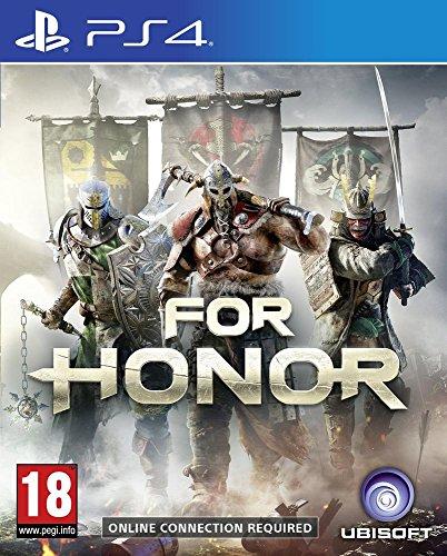 For Honor - PlayStation 4 MULTILINGUA menu' e dialoghi in italiano