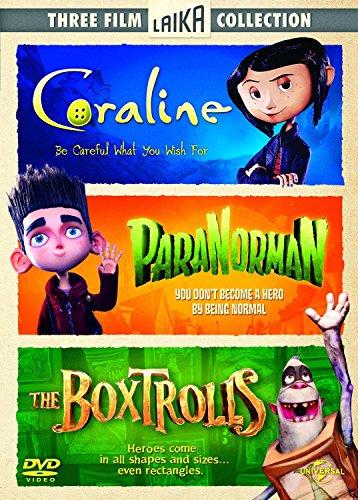 Coraline/Paranorman/the Boxtro [DVD-AUDIO]