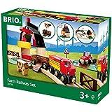 Brio 33719 - Bahn Bauernhof Set