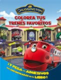 Chuggington - colorea tus trenes favoritos