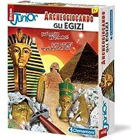 Clementoni 13808 - Focus Junior Archeogiocando Gli Egizi