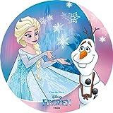 Essbarer Tortenaufleger Frozen Oblate Motiv 3 NEU