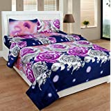 Bedsheets By Trendz Home Furnishing Double Bedsheets Cotton bedsheets With Pillow Cover Combo bedsheets Plain Double King Size bedsheet In 70% Discount  5d Bedsheets  With 2 Pillow Covers103