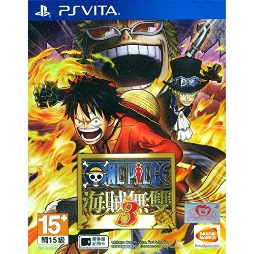One Piece: Kaizoku Musou 3 (Chinese Sub) for PlayStation Vita [PS Vita] by Namco Bandai Games