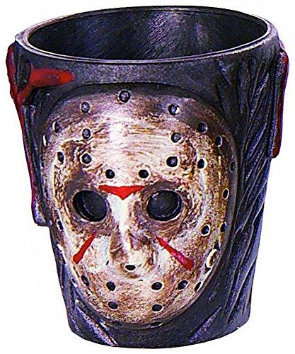 Freitag der 13. Jason Voorhees Shotglass ()