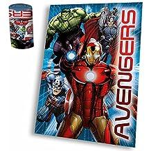 Kids Euroswan Manta Polar Los Vengadores Marvel Avengers Iron Man