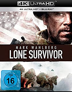 Lone Survivor (4K Ultra HD) (+ Blu-ray)