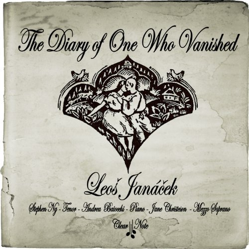Diary of One Who Vanished by Janacek (2012-01-31)