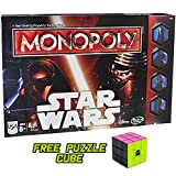 Monopoly Star Wars With Free 80s Style N...