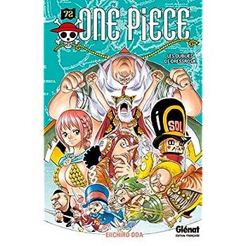 One Piece - Édition originale - Tome 72: Les Oubliés de Dressrosa