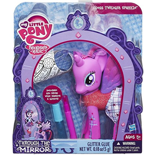 My little Pony a6475Freundschaft ist Magic Exklusive Figur Durch die Spiegel Prinzessin Twilight Sparkle