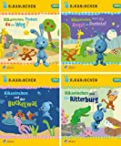 4er Kikaninchen 1-4 (Nelson Mini-Bücher)