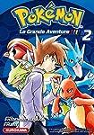 Pokémon la grande aventure Nouvelle édition Tome 2