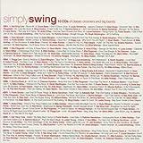 Simply Swing (Coffret 10 CD)