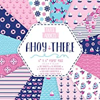 Papel – Paper addicts Ahoy There 6 x 6