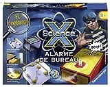 Ravensburger 18193 - Science X Mini Alarme De Bureau - Jeu
