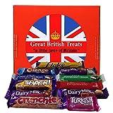 British Foods Worldwide Favourite Cadbury Selection | An assortment of 11 Cadbury British Chocolate Bars ?