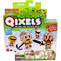 "Qixels 33586""Warrior Theme Pack"