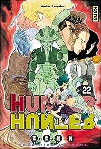 Hunter X Hunter Edition simple Tome 22