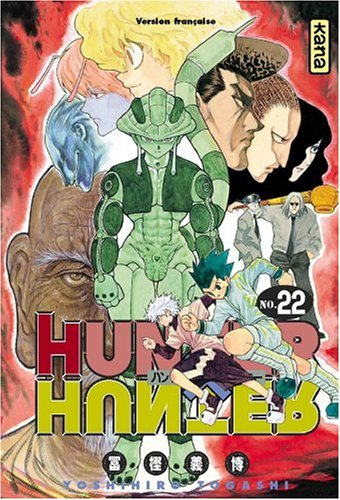 Hunter X Hunter Edition simple Tome 22