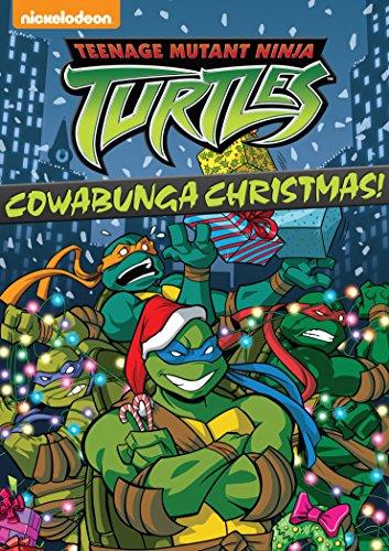 Teenage Mutant Ninja Turtles: Cowabunga Christmas [DVD] (Ninja Turtle Cowabunga)