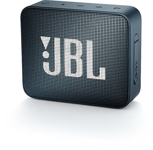JBL GO2 Tragbarer Bluetooth-Lautsprecher, Dunkelblau
