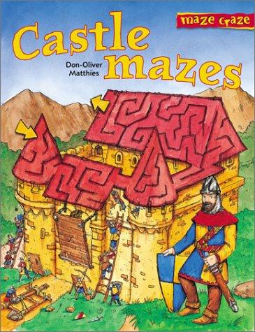 Castle Mazes: Maze Craze (Maze Craze Book)