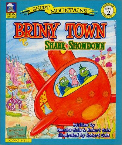 briny-town-shark-showdown-with-cd-audio