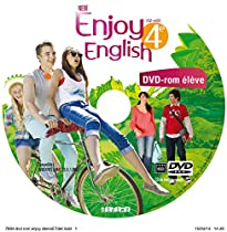 New Enjoy English 4e - DVD-rom élève de remplacement