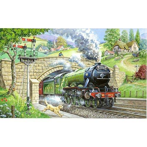 Ferropathie (Train Spotting) - Big (Grande) 250 Puzzle