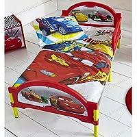 Disney Cars Cosytime Kinderbett + Schaummatratze + Matratzenschoner