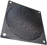 AERZETIX: Grille de protection 120x120mm ventilation pour ventilateur boîtier ordinateur pc C15150