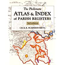The Phillimore Atlas and Index of Parish Registers (None)