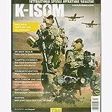 K-ISOM 4/2013 Spezialkräfte Magazin Kommando Bundeswehr Waffe Eliteeinheiten Luftwaffe