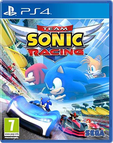 Team Sonic Racing [Playstation 4] [PEGI-AT]