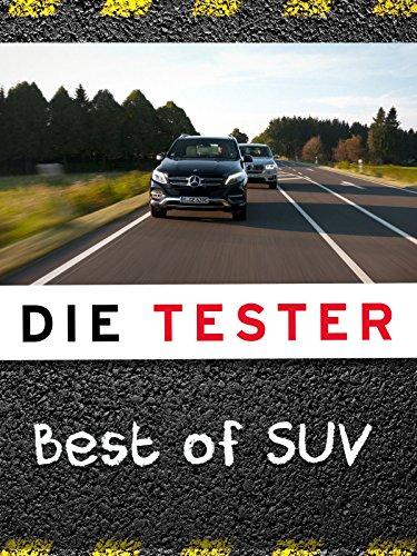 Die Tester: Best of SUV 2016 (Beste Tester)