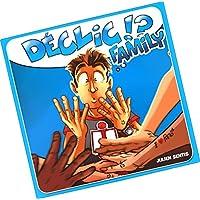Ferti Games Jeu d'Ambiance, Déclic Family, Bleu