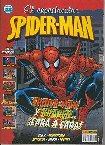 El espectacular Spiderman numero 28