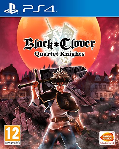 Black Clover Quartet Knights (PS4) Best Price and Cheapest