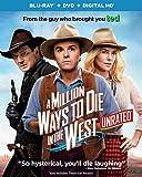 Million Ways To Die In The West (2 Blu-Ray) [Edizione: Stati Uniti]