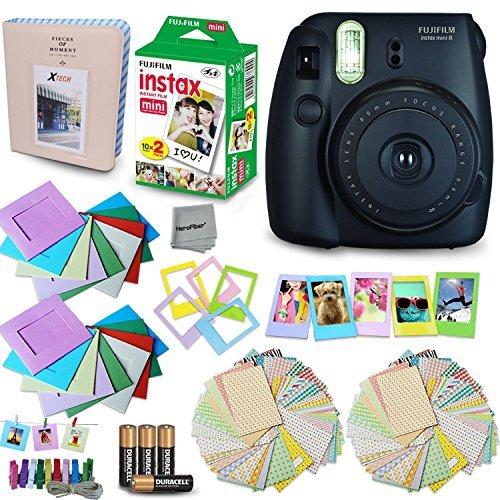 Fujifilm Instax Instax Mini 8 (Black)