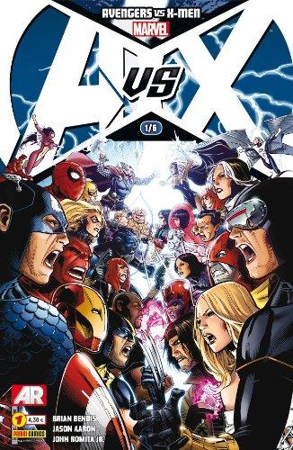 Avengers/X-Men, Tome 1 :