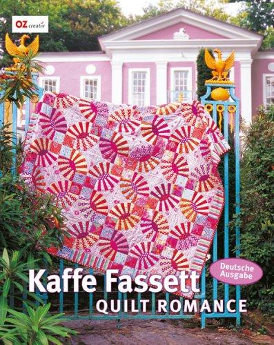 Preisvergleich Produktbild Kaffe Fassett - Quilt Romance