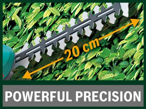 Bosch ASB 10.8 LI Cordless Shrub Shear with Integrated 10.8 V Lithium-Ion Battery