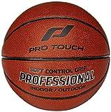 Pro Touch Professional Basketball, Braun/Schw/Silb, One Size