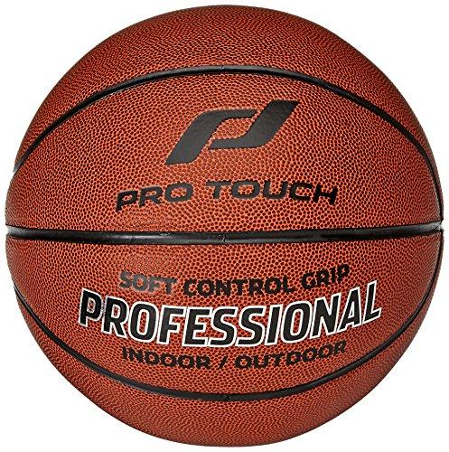 Pro Touch Professional Basketball, Braun/Schw/Silb, One Size (Dunk-mann-schuhe)