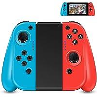 LATEC Wireless Controller per Nintendo Switch, Joystick Gamepad Bluetooth Sostituzione per Joy Con Doppio shock…