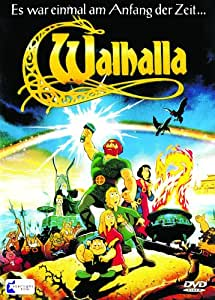 Walhalla: Amazon.de: Zeichentrick, Peter Madsen: DVD & Blu-ray